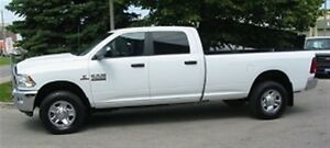 2014 Dodge 3500 Ram Crew Cab 4x4 diesel long box