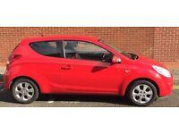 Bargain - Spare or repair -Hyundai i20 Crdi 1.4 Diesel, Red VGC, Worth £3500 Sell - £1395 or offers