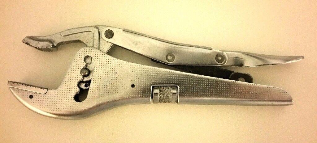 Facom Multi-position Lock Grip Pliers