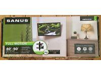 Sanus vmf518-B2 40-50 inch wall TV mount