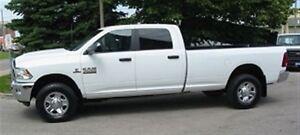 2014 Ram 3500 Crew Cab 4x4 diesel long box