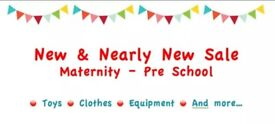COOPERS EDGE, BABY; New and nearly new sale