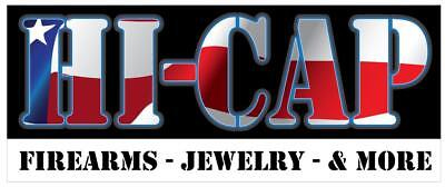 HI-CAP FIREARMS JEWELRY AND MORE
