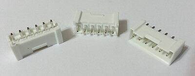 Header Connector Shrouded 6-pin 3.96mm Vh Jst B6p-vh-fb-blfsn New 2000pcs