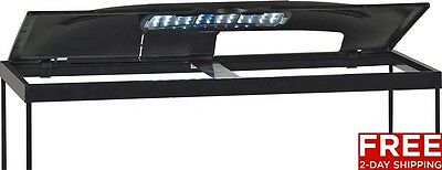 Marineland LED LIGHT HOOD 30-Inch by 12-Inch for AQUARIUM FREE 2 DAY SHIPPING