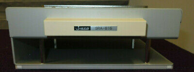 Jasco Sra-816 Microplate Rack Stainless Steel-new Open Box