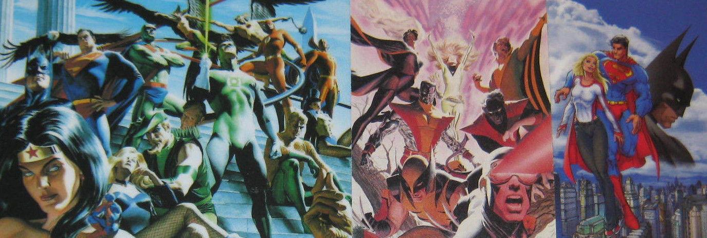 Blueshore Posters and Comics