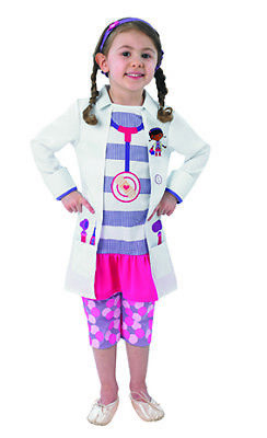 Doc McStuffins Kostüm Original für Kinder ()