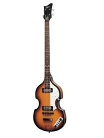 Hofner Ignition Sunburst Electric Bass Guitar, Electric Guitar, Acoustic Guitar