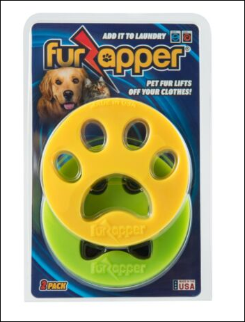 FURZAPPER 2-Pack Pet Hair Remover for Laundry Dog Hair Cat F