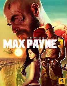 Max Payne 3 Sony Playstation 3 PS3