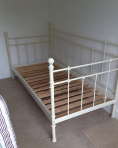 Ikea Tromsnes Day Bed - Mint Condition (clean mattress included)