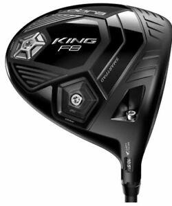 COBRA KING F8 Full Golf Club Set with Signature Golf Bag & Cover