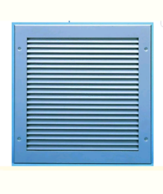Door Grille, Wall Grille, Vent, non vision,450x450mm. Ventilation
