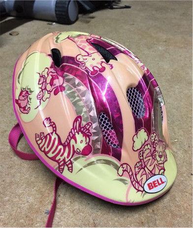 Bell Bellino kids helmet
