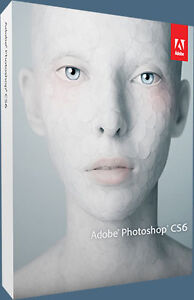 Adobe Photoshop CS6 and Creative Suite 6