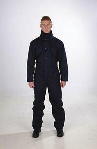 LAW ENFORCEMENT GORETEX NAVY COVERALL