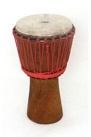 African Djemebe drum