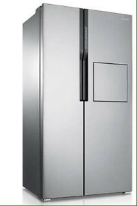 Samsung  603L Side By Side Fridge Mount Gravatt Brisbane South East Preview