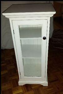Armoire blanche - White cabinet West Island Greater Montréal image 2