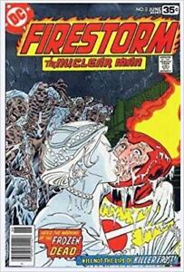 42 Issues of Firestorm and Fury of Firestorm