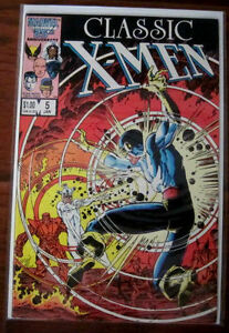 Classic X-men Comic books 1986-87 Cambridge Kitchener Area image 3