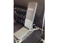 MUST GO QUICK!!! York Fitness Bench