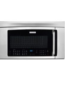 Electrolux convection microwave and ventaltion
