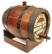 Sherry Barrel