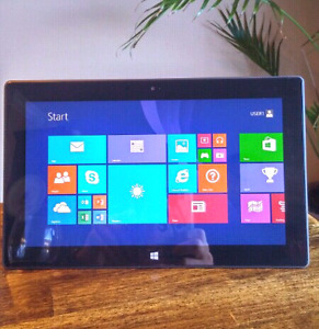 Microsoft Surface TABLET. TOUCH SCREEN