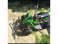 50CC 2 stroke mini quad