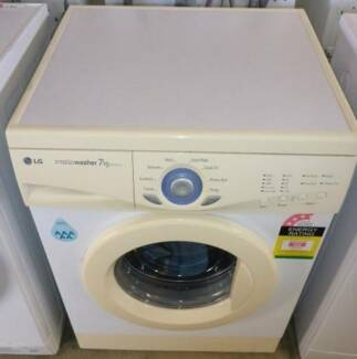 LG intellowasher - 7 kg Front loading washing machine