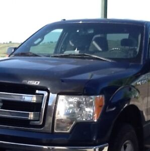 2013 Ford Xlt extended cab, 4x4,
