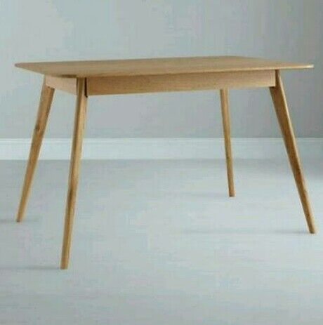 JOHN LEWIS OAK DINING TABLEin Oldham, ManchesterGumtree - John lewis Oak dining table Used condition
