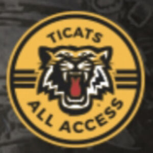 Selling my ticket for Hamilton Tiger-Cats Game on Oct 27