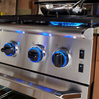 Gas Line Installations- Stove - BBQ