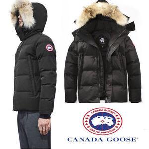 NEW Canada Goose Wyndham Parka Jacket Men's Medium
