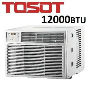 NEW* TOSOT 12000BTU WINDOW AC TWAC12-C116RE4 242562582 AIR CONDITIONER W/REMOTE COOLING 550SQ FT