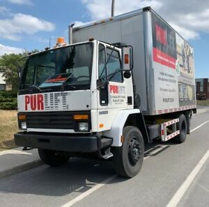 Ford Camion Cargo 8000 - seulement 83,300 km, A+++