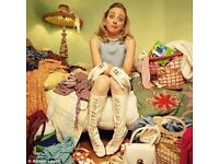 Discreet Cleaning and Ironing Service. Need help getting things back on track? Contact me today.