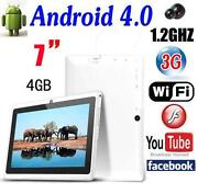 Tablet PC 7 Zoll Android 4.0