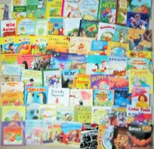 CHILDREN'S BOOKS = Wide Variety for Reading & Story Time Fun