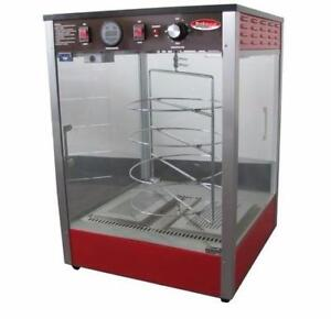 NEW 4 Tier 20 Display Pizza Warmer - FREE SHIPPING