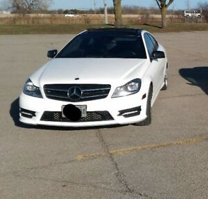 2012 Mercedes c250 coupe FOR SALE!