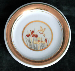 HAND-MADE JAPANESE COLLECTOR PLATE Cambridge Kitchener Area image 1