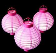 LED Chinese Lanterns