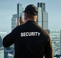 Security Professionals Funded Training Program