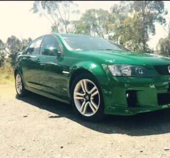 Holden commodore SV6 2009 with RWC with out rego Thomastown Whittlesea Area Preview