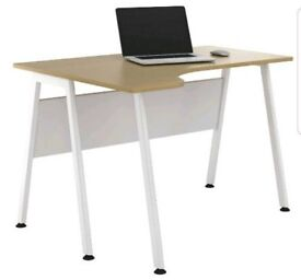 """UCLIC"" designer office/home desk (x2) new"