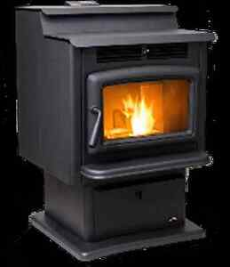 Wood stove, Pacific super 27